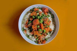 5 recetas con guisantes rápidas y sanas